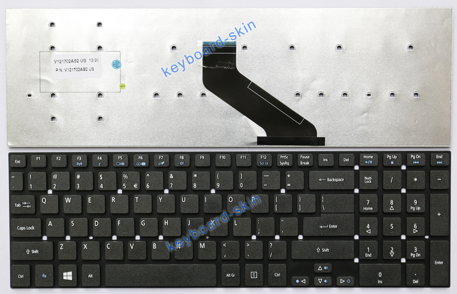 for Acer Aspire E1570 E1570G E1532 E1532G Series laptop Keyboard