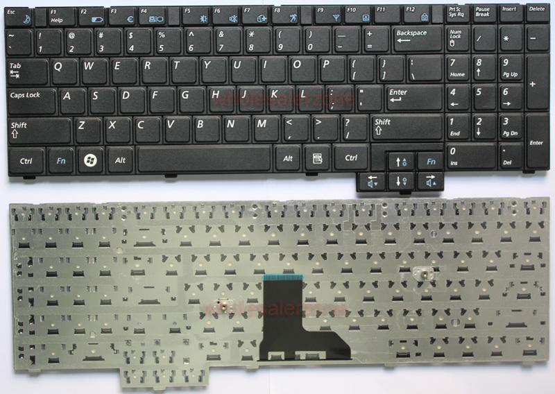 Brand NEW Samsung R525 NP-R525 R540 NP-R540 series laptop Keyboard Black US