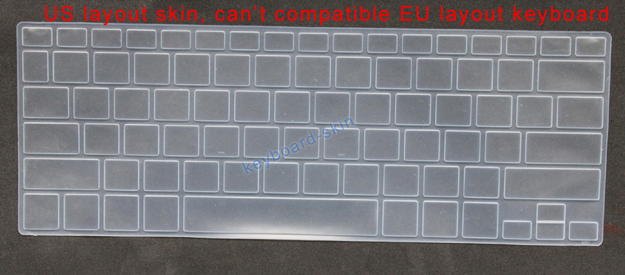 Keyboard Silicone Skin Cover Protector for Asus  X55A X55C X55U X55VD X55A X55S