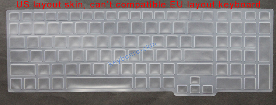 Keyboard Skin Cover Protector for sony Vaio PCG-61511L PCG-61611L series laptop