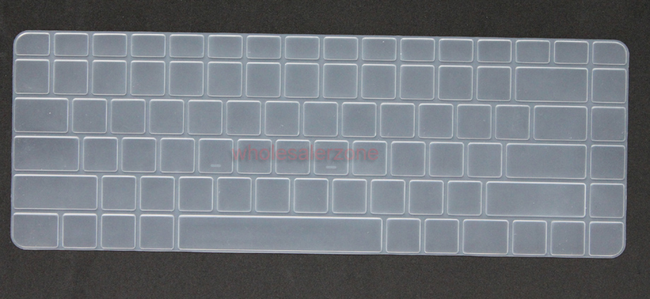 Keyboard Silicone Skin Cover Protector for HP ENVY 17-jxxxx 17-j0000 17-j106tx